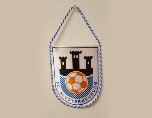 FC Klosterneuburg Fanwimpel