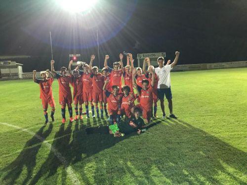 FC Klosterneuburg U14 - Rehberg