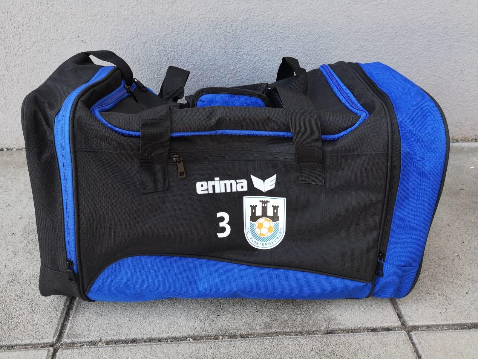 FC Klosterneuburg Sporttasche
